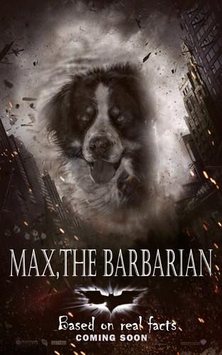 Max the Barbarian