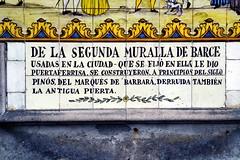 FONT DE LA PORTAFERRISSA (Yeagov_Cat) Tags: 2018 barcelona catalunya carrerportaferrissa carrerdelaportaferrissa font fontdelaportaferrissa joanguivernau perevoltes portaferrissa rambles