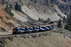 RMRX 8012 ~ Thompson River Canyon (Chris City) Tags: train railway railroad rmr passenger canyon thompsonriver gp402lw