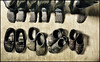 Your choice (Bob R.L. Evans) Tags: shoes socks irreverent unusual availablelight balance strange humor composition