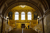 The grand stairway (RonP2017) Tags: bostonpubliclibrary library architecture boston bostonist