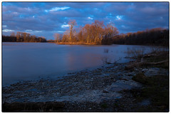 April Evening (Ted Bowman Photography) Tags: maumeeriver tamron2470f28g2 weirsrapids woodcounty