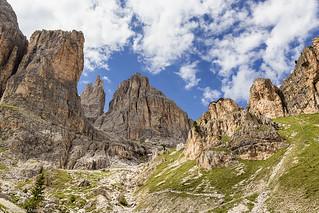 Nel regno delle rocce