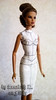 Making a sewing pattern (Annabeth R.) Tags: doll dolls integrity toys fashion royalty fr nuface nu face sewing pattern figure dress outfit model giselle diefendorf ayumi nakamura erin salston rayna ahmadi eden lilith blair imogen lennox nadja rhymes