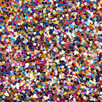Colorful glitter textured background abstract thumbnail