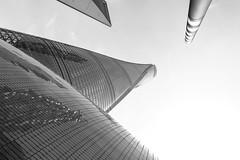 Shanghai (frank.gronau) Tags: himmel sky high häuser building shanghai 7 alpha sony gronau frank