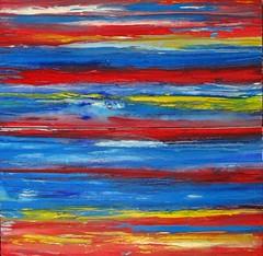 mirrored landscape (Peter Wachtmeister) Tags: artinformel art modernart popart artbrut minimalart abstract abstrakt acrylicpaint surrealismus surrealism hanspeterwachtmeister mysticart phantasticart