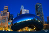 Bean there, done that (Mike Verrill) Tags: reflections cloudgate millenniumpark thebean chicago