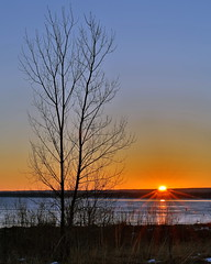 Morning Sun (ZLETT) Tags: lakeerie sunrise pisp presqueisle saegertownpa