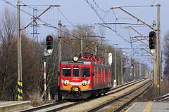 EN57-694 by grzegorz niewiadomski - Wrocław Sołtysowice.