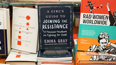 2018.03.20 Sarah McBride and Rep Joe Kennedy, Politics and Prose, Washington, DC USA 4092