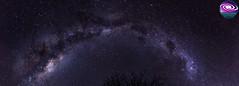 Vía láctea Panorámica Cajon del Maipo (AstronomíaNovaAustral) Tags: astronomy nightsky chileansky astrofotografia astrophotgraphy sonyphoto vialactea milkyway universe stars