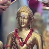 नमो जिनानम ! जैन धर्म पर सभी प्रकार की जानकारी प्राप्त करने क्लिक करे https://buff.ly/2Fw3GmS #jainism #god #divinity #spiritual #tirthankar #jain #divine #friday #fridayfeeling #water #prayer (Jain News Views) Tags: jainism