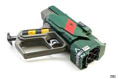 UNTAC C2 (Will Vale) Tags: containmentcommand scifi sidearm modulus prop foam undead energyweapon zombie zombiehunter pistol 11 custom stockshot repaint nerf cosplay apocalypse
