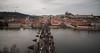 Besucherströme (matthias_oberlausitz) Tags: prag praha karlsbrücke moldau hradcin burg castle dom tschechien petrin böhmen