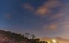 Nightscape at Terrigal (Merrillie) Tags: daybreak night theskillion cloudy dawn terrigal newsouthwales rocks earlymorning morning stars nighttime australia nsw landscape rocky coastal centralcoast outdoors nature nightscape coast clouds sky