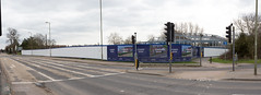 01/04/18 (Dave.Kirwin) Tags: car eastleigh ford hampshire hendy leighroad villeneuvestgeorgesway building constructionwork development