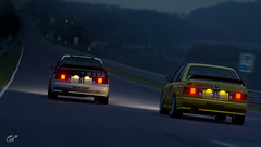 JTCC E30's (jandengel) Tags: granturismo gts gt gtsport polyphony granturismosport game ps4 bmw m3 e30 jtcc racecar overtake teamovertake takeone asautotech autotech scapes