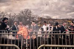 LDS_2859 (Baltimore Jewish Times) Tags: chometz chametz burning passover pesach pimlico baltimore orthodox judaism