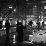 Saint Andrew Square, winter night 04 thumbnail
