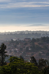Good Morning (tomi.a) Tags: uganda kampala africa sunlight city morning mist d850 travel clouds environment above trees forest daylight buildings traffic haze outlook scenery sky hill cloud sunrise landscape overcast cityscape scenics skyline outdoor architecture