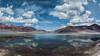 Laguna del Jilguero (José L.Gutiérrez) Tags: nikon d7100 nature naturaleza fisheye reflex mirror landscape paisaje 10mm atacama chile desierto desert 200mm panorama
