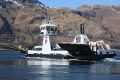 MV Corran  -  Corran  - 20-03-18 (MarkP51) Tags: mvcorran corran highlands scotland roro ferry highlandcouncilferry ship boat vessel water nikon d7100 d7200 sunshine sunny maritimephotography
