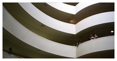 Guggenheim Museum, New York.
