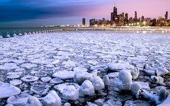 Chicago, USA (Rozy Smith) Tags: amazing winter scenes