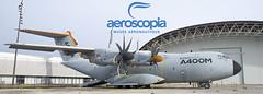 117x42mm // Airbus A400M // Aeroscopia