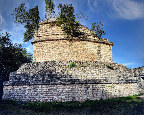 Ek' Balam, Yucatec-Maya archaeological site near Valladolid