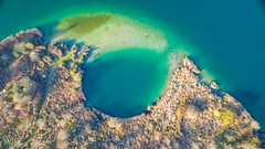 Accesa lake crater