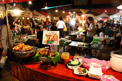 Saturday Night Market - Chiang Mai