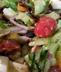 salad! 2018 04 08 (wintersoul1) Tags: food salad veggies