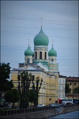 San Petersburgo (Rusia, 11-6-2015) (Juanje Orío) Tags: 2015 sanpetersburgo rusia russia patrimoniodelahumanidad worldheritage iglesia church río river neva agua water