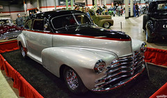 1948 Chevy Fleetline (Chad Horwedel) Tags: 1948chevyfleetline chevyfleetline chevy chevrolet fleetline classic car wow18 worldofwheels rosemont illinois