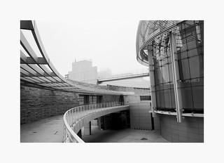 San Jose City Hall (35mm Fujifilm Acros 100)