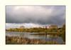 Hinchingbrooke Lakes. (fenman_1950) Tags: hinchingbrookepark huntingdon reflections autumngold