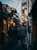 Everyday Kyoto (dariru2107) Tags: kyoto asia japan pontocho district traditional old sony a7rii a7r2 street city lanterns