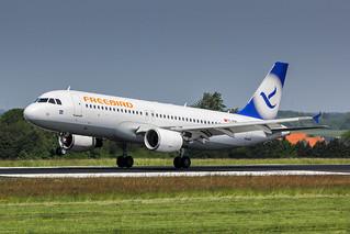 BRU - Airbus A320-214 (TC-FBO) FreeBird Airlines