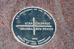 2017 Four Corners Monument 6 (DrLensCap) Tags: tec nos pos arizona four corners monument az ut co nm colorado utah new mexico robert kramer