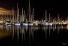 Harbour Reflections (markjones bris) Tags: night boat sailing boats stars reflections harbour manly longexposure dawn water