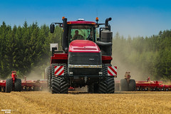 CASE-IH QUADTRAC CVX Series (martin_king.photo) Tags: caseihquadtrac540cvx horschjoker12rt horschjoker cultivator czechpremiere caseihquadtraccvxseries quadtraccvx premiere tractractor ontracks redtractor reds redcontrast summerwork tschechischerepublik powerfull martinkingphoto machines strong agricultural greatday great czechrepublic welovefarming agriculturalmachinery farm workday working modernagriculture landwirtschaft hugemachine giant machine machinery farmlife work