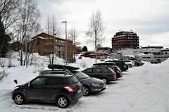 fra Tynset (KvikneFoto) Tags: tynset hedmark norge snø snow winter vinter car bil tamron nikon