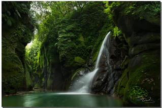 Paradise in The Worm Hole, Shiding, Taiwan