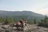 Big Slide - May 29, 2016 (rickcalzi) Tags: hiking camping backpacking adirondacks adirondack 46er adk mountain forest dogs dog