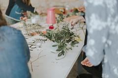 FotoPlus_MirandaHackett_flowers-61 (foto_plus) Tags: fotoplus kinga miranda hackett flowers florist workshop making table fotonow ocean studios ray royal william yard