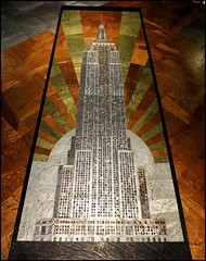 Empire State night views. (Mac1968) Tags: empire state building night view downtown upper east side north by northwest skyview winter 2017 dreams america city scape barrido