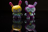 barf (Jenn and Tony Bot) Tags: jennandtonybot thebots jennbot tonybot productiontoy vinyltoy kidrobot scaredsilly dtadunnyseries scaredsillydunnyseries halloween monster creature cute kawaii dunny luna lunaandthemagicalnightlights