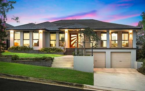 3 Koorabel Pl, Baulkham Hills NSW 2153